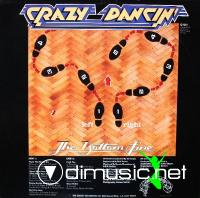The Bottom Line - Crazy Dancin' LP - 1976