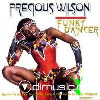 Precious Wilson - Funky Dancer CD - 1996