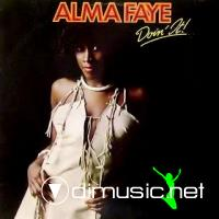Alma Faye - Doin' It LP - 1979