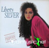 Liberty Silver - Private Property LP - 1988