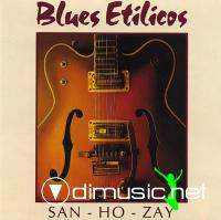 Blues Etнlicos - San - Ho - Zay LP - 1990