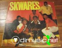 The Skwares - Skwares LP - 1984