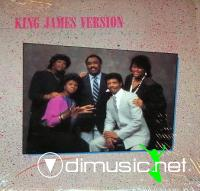 King James Version - Grateful For Your Love LP - 1986