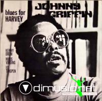 Johnny Griffin - Blues For Harvey LP - 1973