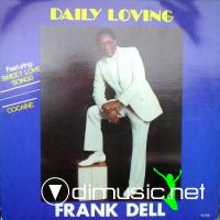 Frank Dell - Daily Loving LP - 1989
