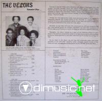 The Velons - Remember When LP - 1979