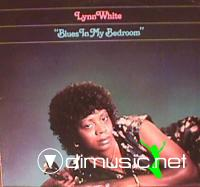Lynn White - Blues In My Bedroom LP - 1982