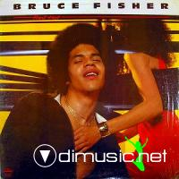 Bruce Fisher - Red hot (1977)