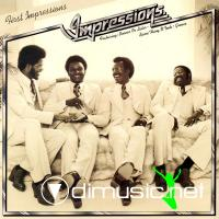 The Impressions - First Impressions LP - 1975