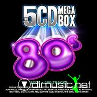 VA - 80s Megabox-5CD-2010