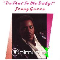 Jerry Green - Do That To Me Baby LP - 1988