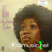 Alex Brown - In Search Of Love LP - 1970