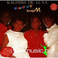 Boney M - Kalimba De Luna LP - 1984 Reissued 2007