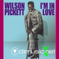Wilson Pickett - I'm In Love LP - 1967