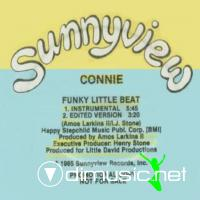 "Connie - Funky Little Beat - 12"" - 1985"