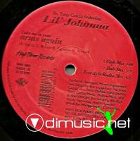 "Lil' Johanna - Take Me In Your Arms Again - 12"" - 1995"