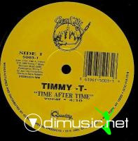 Timmy T - Time After Time - 12