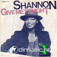 Shannon - Give Me Tonight - 12