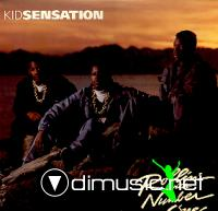 Kid Sensation - Rollin' With Number One LP - 1990