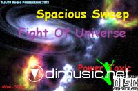 Spacious Sweep - Fight Of Universe (Maxi-Single 2011)