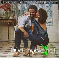 Jerry Knight - Perfect Fit LP - 1981