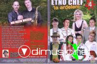 Etno Chef La Ardeleni Vol.4 DVD-RO
