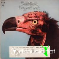 Ballin' Jack - Buzzard Luck LP - 1972