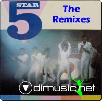 Five Star - The Remixes - Compilation - 2011