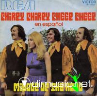 Middle Of The Road – Chirpy Chirpy Cheep Cheep (en español)  - Single 7'' - 1971