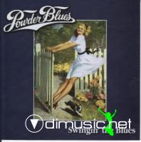Powder Blues Band - Swingin' The Blues CD - 2001