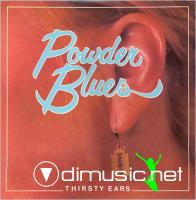 Powder Blues Band - Thirstry Ears LP - 1981