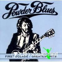 Powder Blues Band - First Decade/Greatest Hits LP - 1990