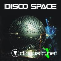 VA - Disco Space LP - K-Tel - 1980