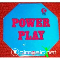 VA - Power Play LP - K-Tel - 1980