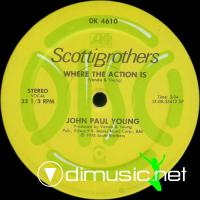 """John Paul Young - Love Is In The Air - 12"""" - 1978"""