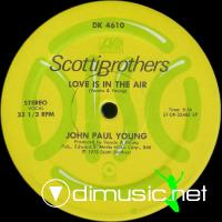 John Paul Young - Love Is In The Air - 12