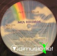 "Patti LaBelle - Just The Facts - 12"" - 1987"