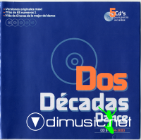Various - Dos Decadas Dance (2001)[5xCD]