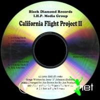 California Flight Project - California Flight Project LP - 1980 Reissued 2001