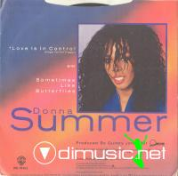 "Donna Summer - Love Is in Control (Finger On The Trigger) - 12"" - 1982"