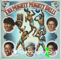 The Dells - Mighty Mighty Dells LP - 1974