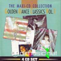 Various - The Maxi-CD Collection - Golden Dance Classics Vol. 1