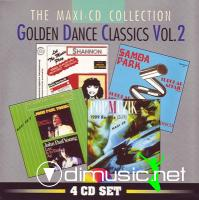 Various - The Maxi-CD Collection - Golden Dance Classics Vol. 2