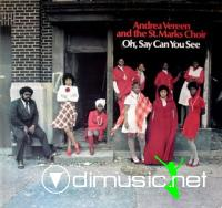 Andrea Vereen & St. Marks Choir - Oh Say Can You See LP - 1974