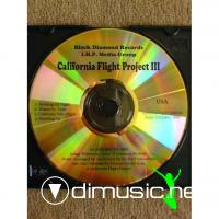 California Flight Project - California Flight Project 3 LP - 1980 Reissued 2002