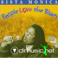 Sista Monica - People Love The Blues CD - 2000