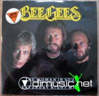 Bee Gees - The Woman In You/Saturday Night Mix - 12