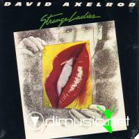 David Axelrod - Strange Ladies LP - 1977