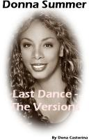 Donna Summer - Last Dance - The Versions - Compilation - 2011