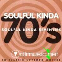 Various - Soulful kinda Seventies CD (1995)